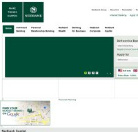 nedbank.co.za screenshot