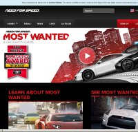 needforspeed.com screenshot