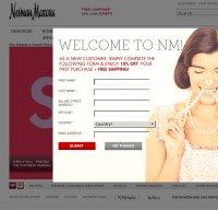 neimanmarcus.com screenshot