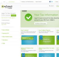 nelnet.com screenshot