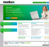 neobux.com screenshot