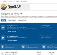neogaf.com screenshot