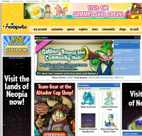 neopets.com screenshot