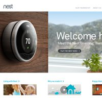 nest.com screenshot