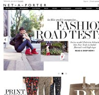 net-a-porter.com screenshot