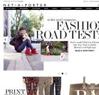 net-a-porter.com screenshot