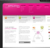 netaffiliation.com screenshot