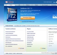netbeans.org screenshot