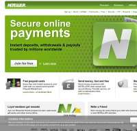 neteller.com screenshot