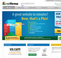 netfirms.com screenshot
