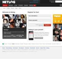 netlog.com screenshot