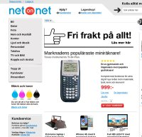 netonnet.se screenshot