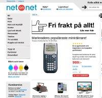 netonnet.se screenshot