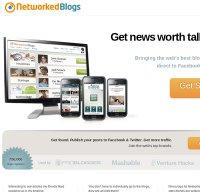 networkedblogs.com screenshot