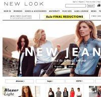 newlook.com screenshot
