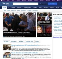 news.yahoo.com screenshot
