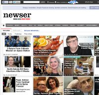 newser.com screenshot