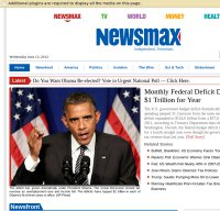 newsmax.com screenshot