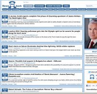 newsmeback.com screenshot