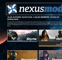 nexusmods.com screenshot