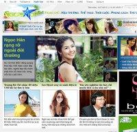 ngoisao.net screenshot