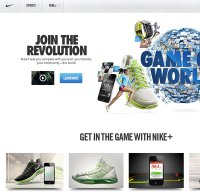 nike.com screenshot