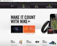 nikeplus.nike.com screenshot