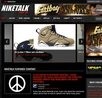 niketalk.com screenshot