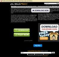ninjacloak.com screenshot