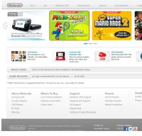 nintendo.com screenshot