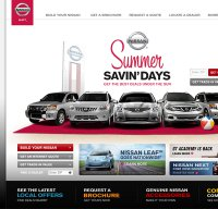 nissanusa.com screenshot