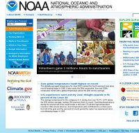 noaa.gov screenshot