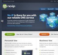 noip.com screenshot