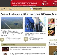 nola.com screenshot