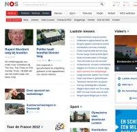 nos.nl screenshot