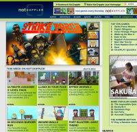 notdoppler.com screenshot
