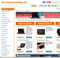 notebooksbilliger.de screenshot