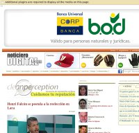 noticierodigital.com screenshot