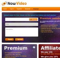 nowvideo.eu screenshot