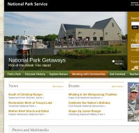 nps.gov screenshot
