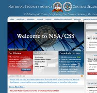 nsa.gov screenshot
