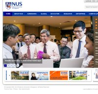 nus.edu.sg screenshot