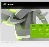 nvidia.com screenshot