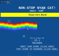 nyan.cat screenshot