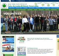 nysparks.com screenshot