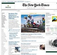 nytimes.com screenshot