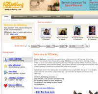 nzdating.com screenshot