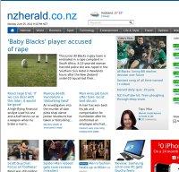 nzherald.co.nz screenshot