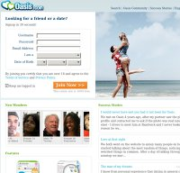 Oasis dating website reviews