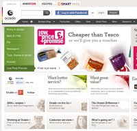 ocado.com screenshot